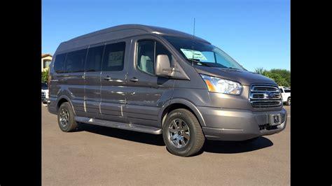 ford transit   medium roof explorer conversion
