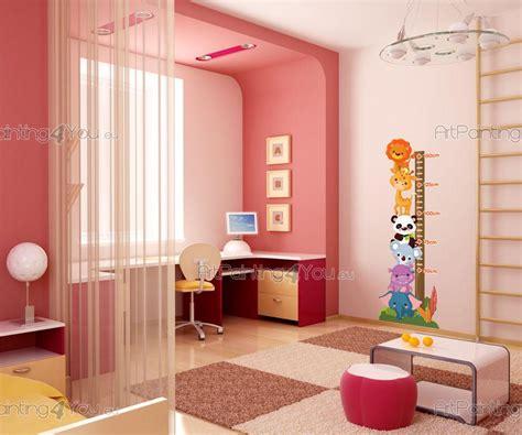 chambre bébé animaux stickers muraux chambre bébé mètre animaux jungle