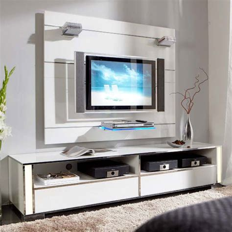 29995 home entertainment furniture modernday lucent express gloss white plasma entertainment stand 7790