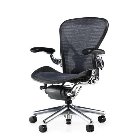 Herman Miller Aeron Executive Chair Precision