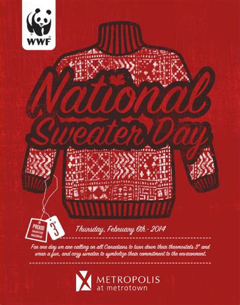 national sweater day knitspace it 39 s national sweater day