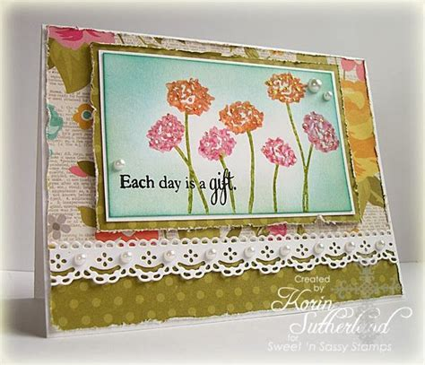 13 Best Images About Cards  Sweet N Sassy Stamps On