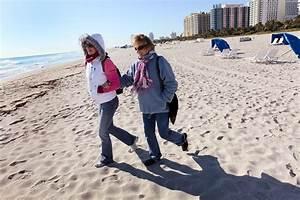 Cold Temps Break & Tie Records Across South Florida « CBS ...