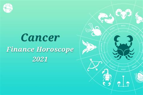 2021 Finance Horoscope For Cancer Sun Sign - GaneshaSpeaks