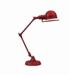 Lampe De Bureau Architecte : lampe de bureau design rouge e14 milla ~ Dailycaller-alerts.com Idées de Décoration