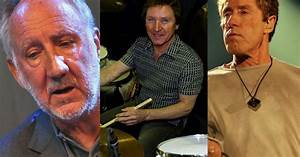food survey kenney jones to play with the who on stage for first time