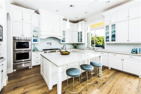 white kitchen cabinets pictures do white kitchens sell for less home improvement 1360