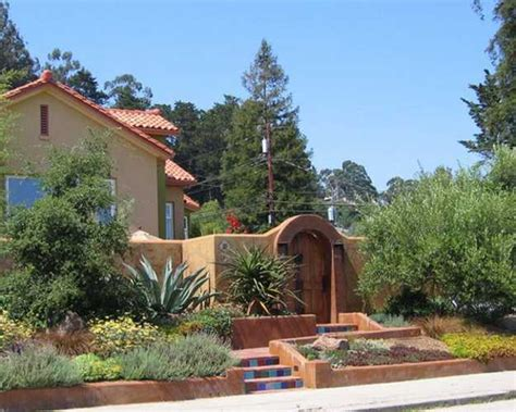 landscaping styles beautiful landscaping ideas and backyard designs in spanish and italian styles