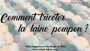 Faire Un Pompon Avec De La Laine : tuto diy comment tricoter la laine pompon les ~ Zukunftsfamilie.com Idées de Décoration