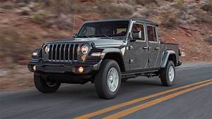 2020 Jeep Gladiator Sport Manual First Test Review