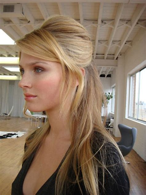 ideas  straight wedding hairstyles