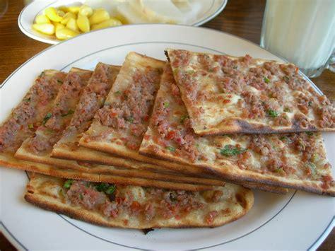 recette cuisine turc etli ekmek
