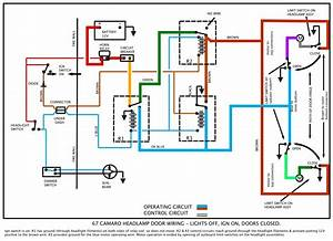 1969 Camaro Turn Signal Wiring Diagram