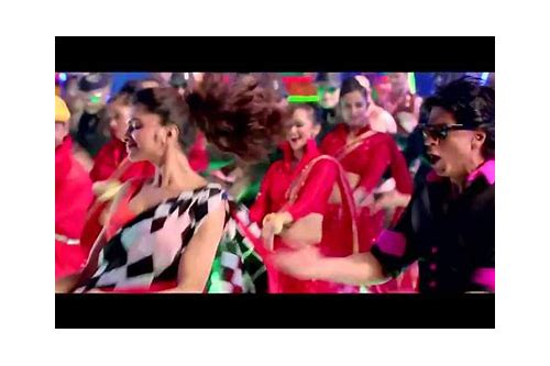 shahrukh khan lungi dance download