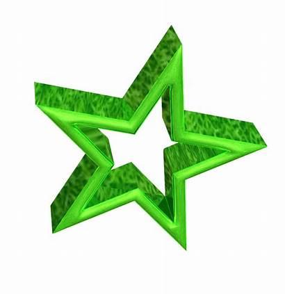 Star 3d Rotating Clipart Transparent Background Library