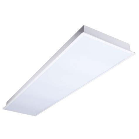 led light panel 1 x4 warm led light panel 40w 4200 lumens rh newtons