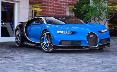 Bugatti Up by 2018 Bugatti Chiron Up For Grabs At L A Auction