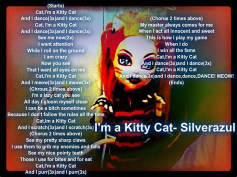 Top 25 Ideas About Lyrics Monster High On Pinterest
