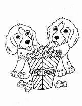 Coloring Pages Funny Printable Adults Animals sketch template