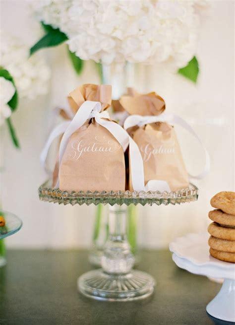 diy vintage wedding favors handmade vintage gift bag