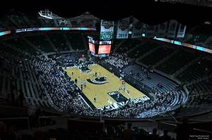 Breslin Center Seating Chart Breslin Center Section 203 Rateyourseats Com