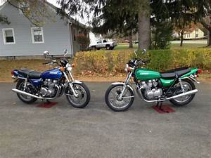 1977 Kz650 B1  U0026 C1 Kawasaki Kz 650 900 Kz1000 Z1 Z2 Ltd Mkii Z1r A B C D