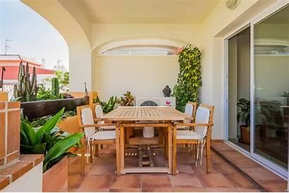 Mediterranean Deck Designs Summer Terrace Looking Gorgeous