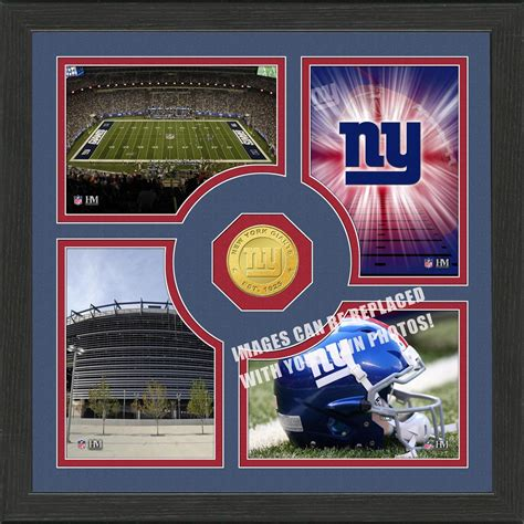 gifts for new york giants fans highland mint new york giants fan memories photo mint