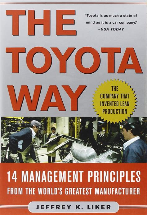The Toyota Way by Book Review The Toyota Way Evolving Agile