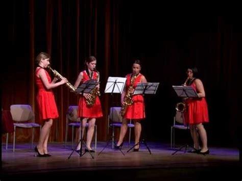 Ilio Volante Saksofonarium Sax Quartet Quot American Feeling Quot Ilio