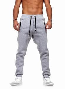 Coole Karnevalskostüme Herren : coole herren jogginghose von young rich slim fit grau schwarz wei ebay ~ Frokenaadalensverden.com Haus und Dekorationen