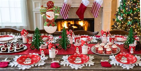 very merry snowman christmas party supplies party city