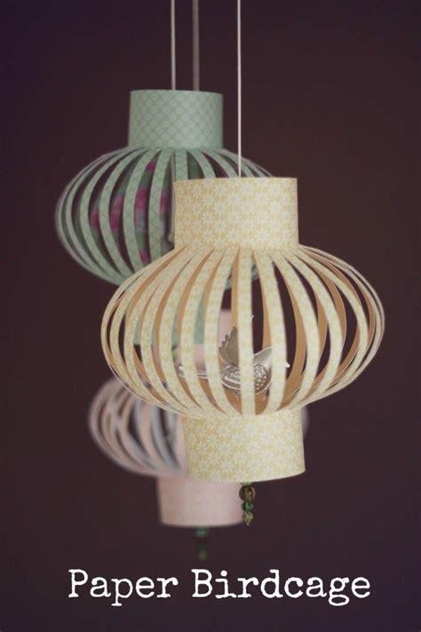 diy tutorial paper birdcage diy paper paper lanterns