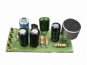 Microphone Amplifier  U2013 Electronics Project
