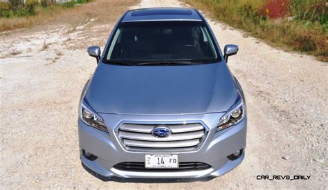 2015 Subaru Legacy 2.5i Limited 22 » Car-revs-daily.com