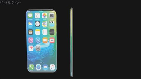 iphone 7 concept iphone 7 and iphone 7 edge get new renders from