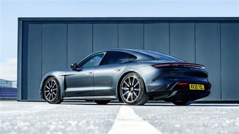 Porsche Taycan Turbo review: fast-forward to the electric ...