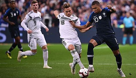 A founding member of both fifa and uefa, the dfb has jurisdiction for the german football league system and. Deutschland in der UEFA Nations League: Termine, Tabelle ...