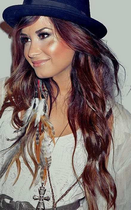 demi hair color demi lovato hair color revolution theeluckynineteen