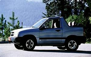 Used 2001 Chevrolet Tracker Suv Pricing  U0026 Features
