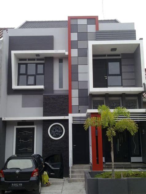 warna cat rumah hadap timur desain rumah