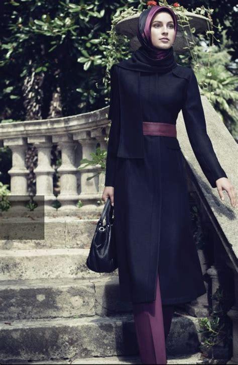 hijab winter style  stylish winter hijab outfit combinations