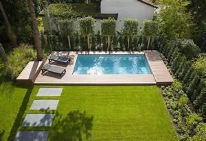 Kleiner Pool Terrasse : pool in kleinem garten garten pinterest kleine g rten g rten und schwimmb der ~ Sanjose-hotels-ca.com Haus und Dekorationen