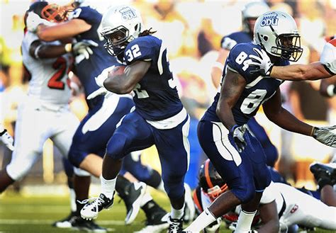 It's a first! ODU football team breaks into the Top 25 ...