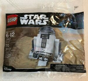 Lego Star Wars 30611 R2-D2 May 4th Exclusive Polybag Set ...