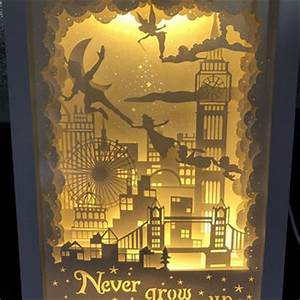 Best Shadow Box Paper Art Products on Wanelo