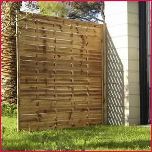 Treillis Bois Leroy Merlin : cloture bois leroy merlin ~ Melissatoandfro.com Idées de Décoration