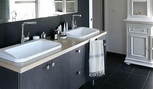 Meuble Fait Maison : meuble salle de bain fait maison ~ Voncanada.com Idées de Décoration