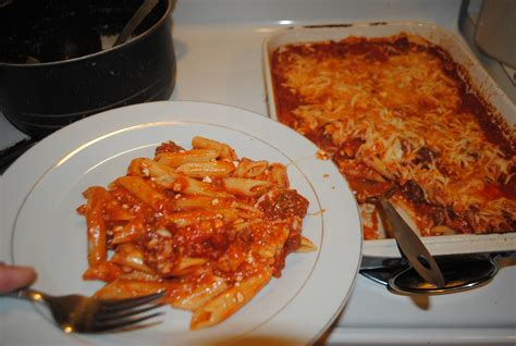 baked spaghetti with cottage cheese cottage cheese penne pasta bake