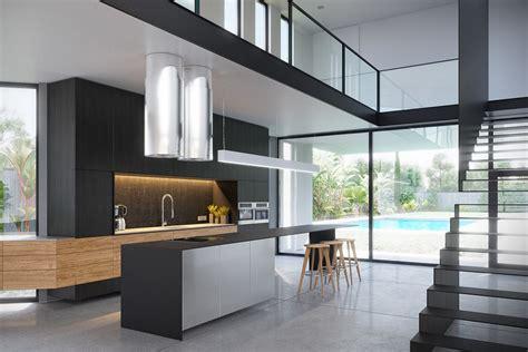 island cabinets 3 modern villas that embrace indoor outdoor living